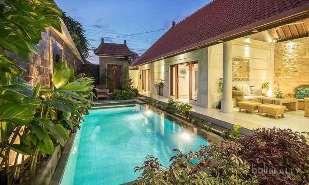 2 bedroom sanur villa for sale