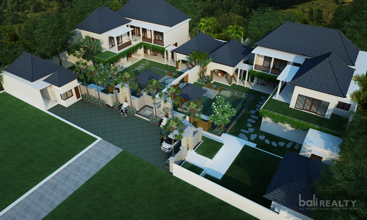 Freehold 10 Bedroom Luxury Villa Project In Prime Berawa Locale 1935 Bali Realty