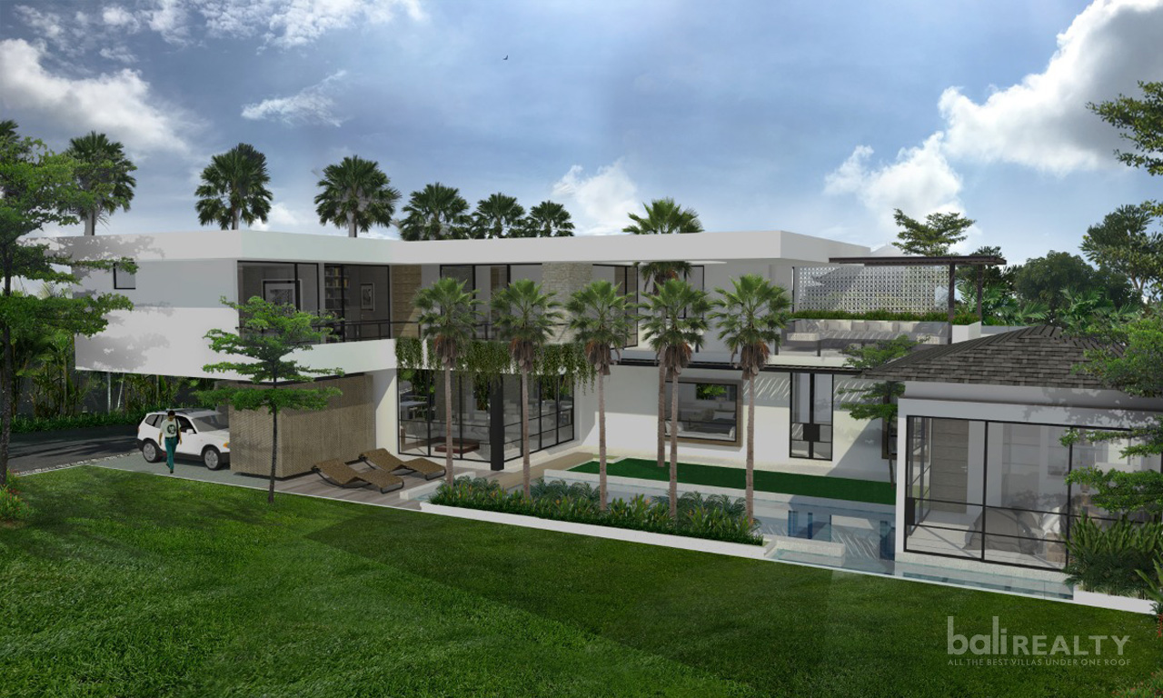 Luxury Freehold Villa In Canggu Pererenan For Sale 1952 Bali Realty